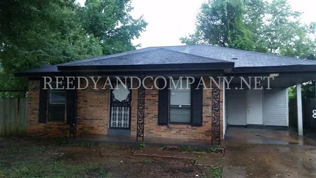 main picture of house for rent in memphis tn